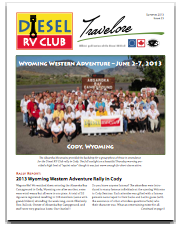 DRVC Newsletter - Travelore
