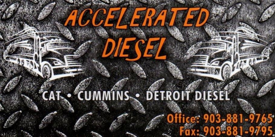 Accelerated Diesel Logo